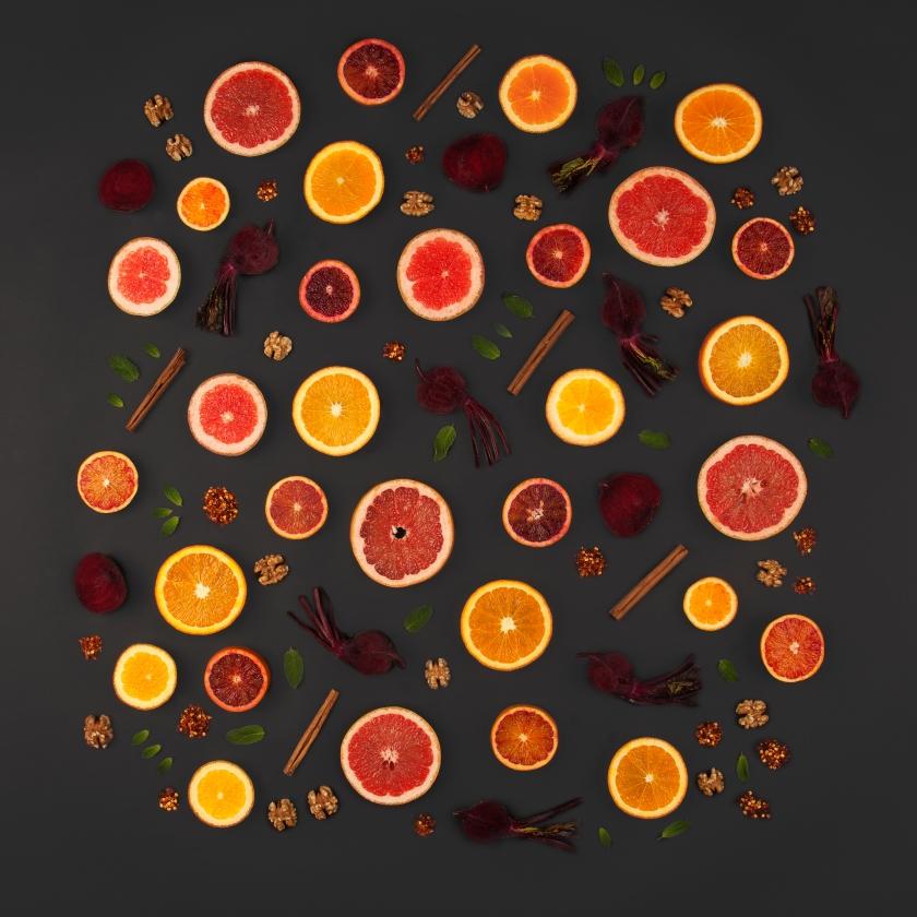Blood Orange & Beetroot